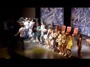Long beach resort animation team dance holigane - athena HD