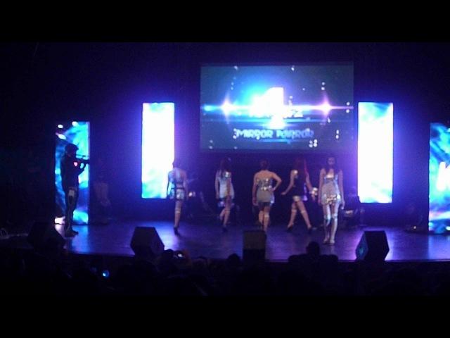 4NIA- St★rZ Cover - 4minute (포미닛)「Mirror Mirror」 4to Concurso Embajada de Corea 2012
