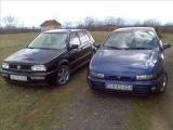 Golf 3 GT vs Fiat Bravo