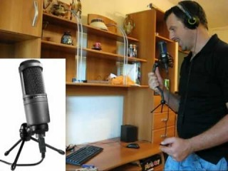 Sway - Audio-Technica AT2020 USB Microphone Demo