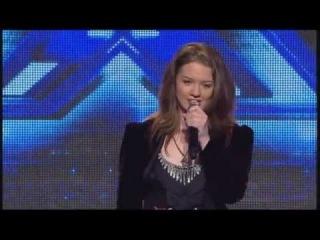 Tara Lynn Sharrock (EXCELLENT QUALITY) - BEST X Factor Australia Audition 2011