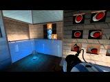 Portal 2 - #1 - Крестики-нолики[CO-OP]