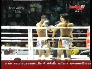 Damien Alamos vs Diesellek Aoodonmuang Promo
