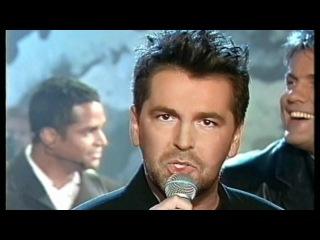 Modern Talking feat. E.Singleton - You are not Alone (ZDF Wetten, dass 20.02.1999.)