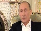 Путин режет правду...