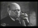 Pablo Casals - A Cry For Peace