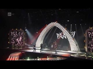 Pää Kii feat.Otto Grundström - Rakkaus repii meidät kappaleiksi taas LIVE