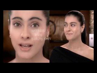 oil of olay commercial with kajol dir: shiraz bhattacharya