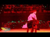 [FANCAM] 120916 Minho punching Jjong during 'Ready or Not' - SWC II in TW