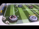 Пылесосы LG Hom-Bot играют в футбол