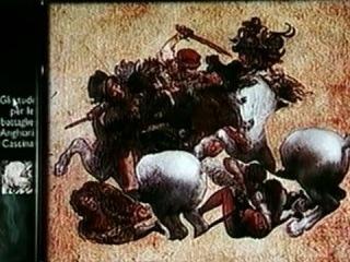 В Италии найдена знаменитая фреска Леонардо да Винчи `Битва при Ангьяри` - Первый канал