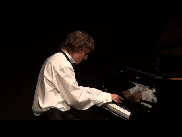 Alexander Lubyantsev performs S. Prokofiev Suggestion Diabolique(Navagedenie)