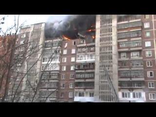 Взрыв дома в Томске на Сибирской 33