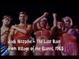 Jack Nitzsche - The Last Race, 1965