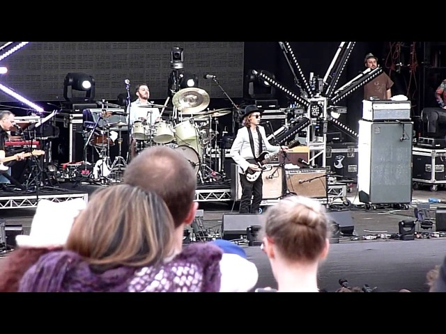 Beck - Soul of a Man - Harvest Festival 2012