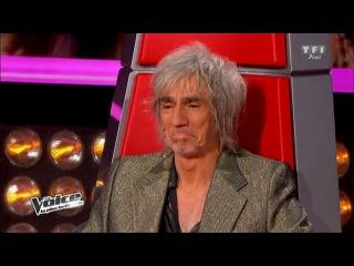 [2013.03.23] Sandra Brandon vs Ludivine [The Voice France S02E08]