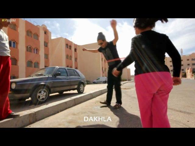 TOUR DU MAROC - Ep 1 - SAHARA MAROCAIN - YASSINE JARRAM - الصحراء ال160