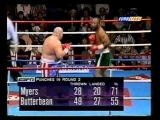 29-09-1995 Eric Butterbean Esch -  Kenneth Myers