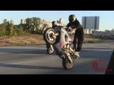 Motorcycle Stunts - BLOX STARZ
