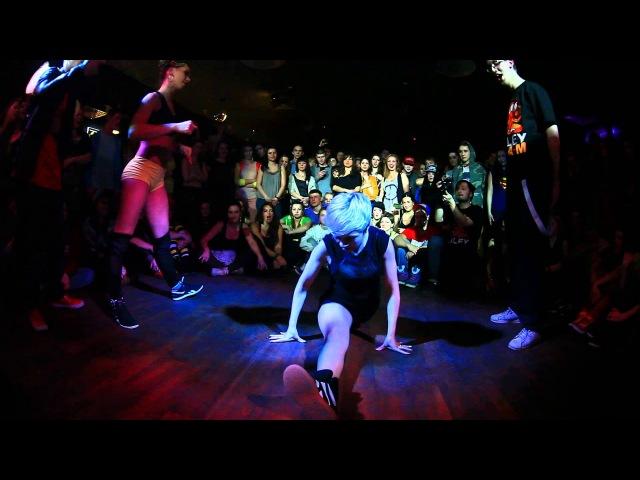 Trash Night Party by ULEY FAM SEXY R'N'B BATTLE 1 4