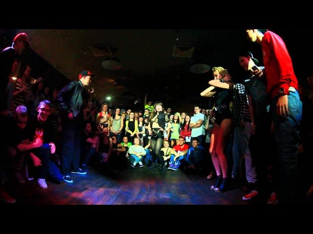 Trash Night Party by ULEY FAM SEXY R'N'B BATTLE FINAL 2