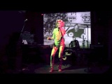 Flaviyake・MOLOKO・live @Alley Cat BarClub, London 6.11.12
