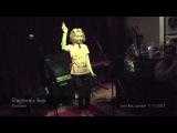 Flaviyake・Electronic Boy・LIVE @Solo Bar, London 11.11.12