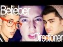 BELIEBERS VS DIRECTIONERS - VMAs 2012 FANDOM WAR (Troye Sivan)