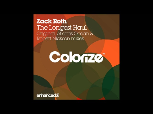Zack Roth - The Longest Haul (Original Mix)