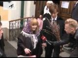 Филипп Киркоров - MTV News о крестинах Аллы-Виктории (2012)