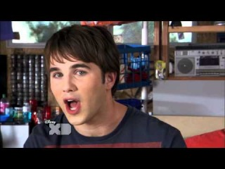 Zeke and Luther - Skater Girl Island