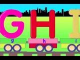 Learn Alphabet Train - learning alphabet abc for kids