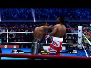 Fight Night Champion [Майк Тайсон - биография]