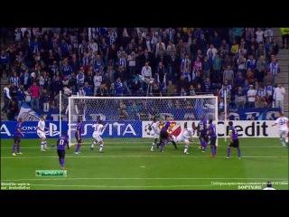Порту - Динамо Киев 1:1. Гол Гусева  21′