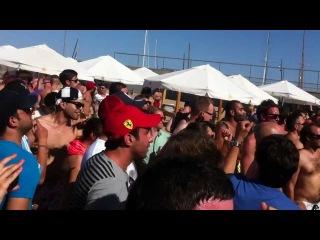 Apollonia vs Visionquest @ Mac Arena Mar Beach Club Barcelona Sonar Off 20120615 #1