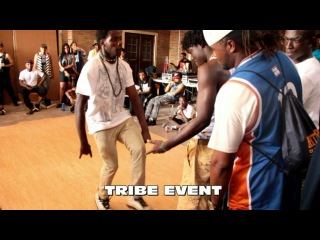 OREO vs ? TRIBE EVENT ( WALA CAM ) CHICAGO FOOTWORK