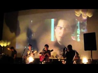 ShortStraw performing Keanu Reeves at The Bioscope