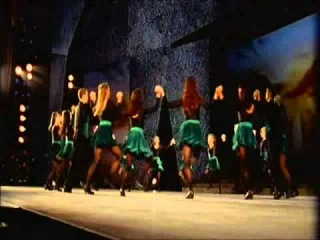 Riverdance шоу , live from New York City