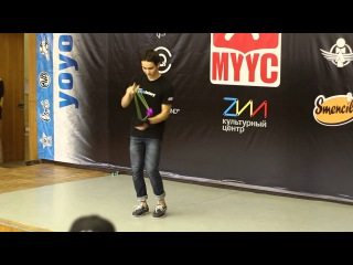 Alexander Pelevin MYYC'12 1A freestyle