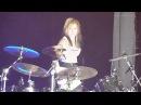 Soulfest 2011: Skillet, Jen Ledger's Drum Solo