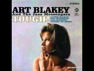 Art Blakey & The Jazz Messenge Evidence Drivin' Hard In Zurich 1958