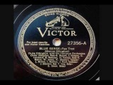 78rpm pressing Blue Serge - Duke Ellington and his Famous Orchestra, 1941 - Victor 27356