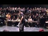 ROADDOGGZ VS HANAI &amp KARIN  Locking Final @ Juste Debout 2013 Japan