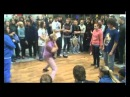 Долька и НАстя win vs Lil Smile Bodya vs Катя и Денис. 1/4 art people battle. Пассаж