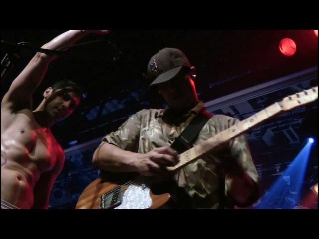 Zebrahead HMP live in Herzele 2011