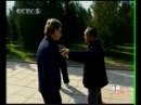 教龙迈克学太极拳推手 CCTV Hunyuan Taijiquan Feng Zhiqiang Michael Dorgan