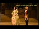 Tchaikosvky La dama de picas Aria del Príncipe Yeletsky Gergalov Subtítulos español