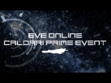 EVE Online - Dust 514 - Caldari Prime and Death of a Titan (Space and Ground Fighting)