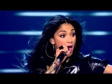Nicole Scherzinger - Boomerang live at Let's Dance for Comic Relief (02-03-2013) HD