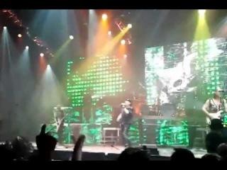 SCORPIONS прощальный концерт ДС ЮБИЛЕЙНЫЙ 17.04.2012